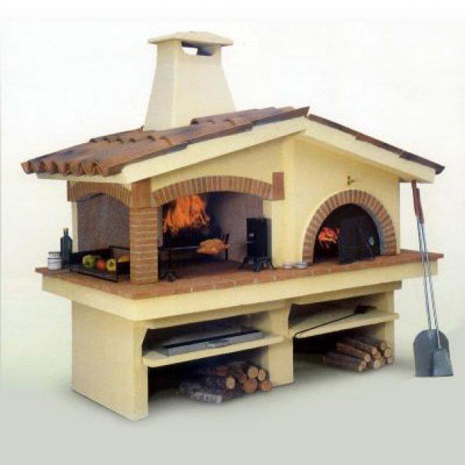 Barbecue e forno in muratura prezzi for Barbecue in muratura obi