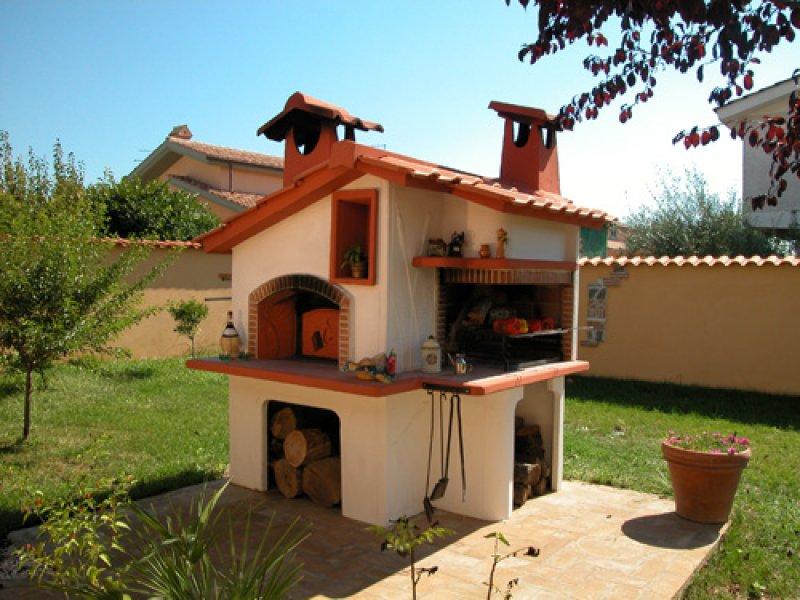 Barbecue ideale per il tuo giardino - Forno per giardino ...