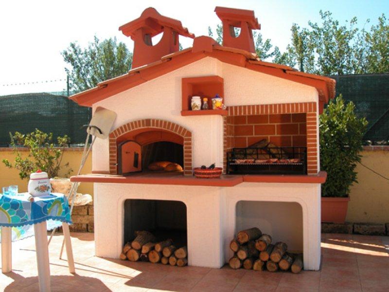 forno pizza da terrazzo - 28 images - barbecue in muratura foto 10 ...