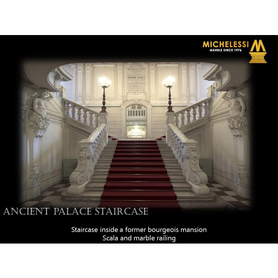ANCIENT PALACE STAIRCASE