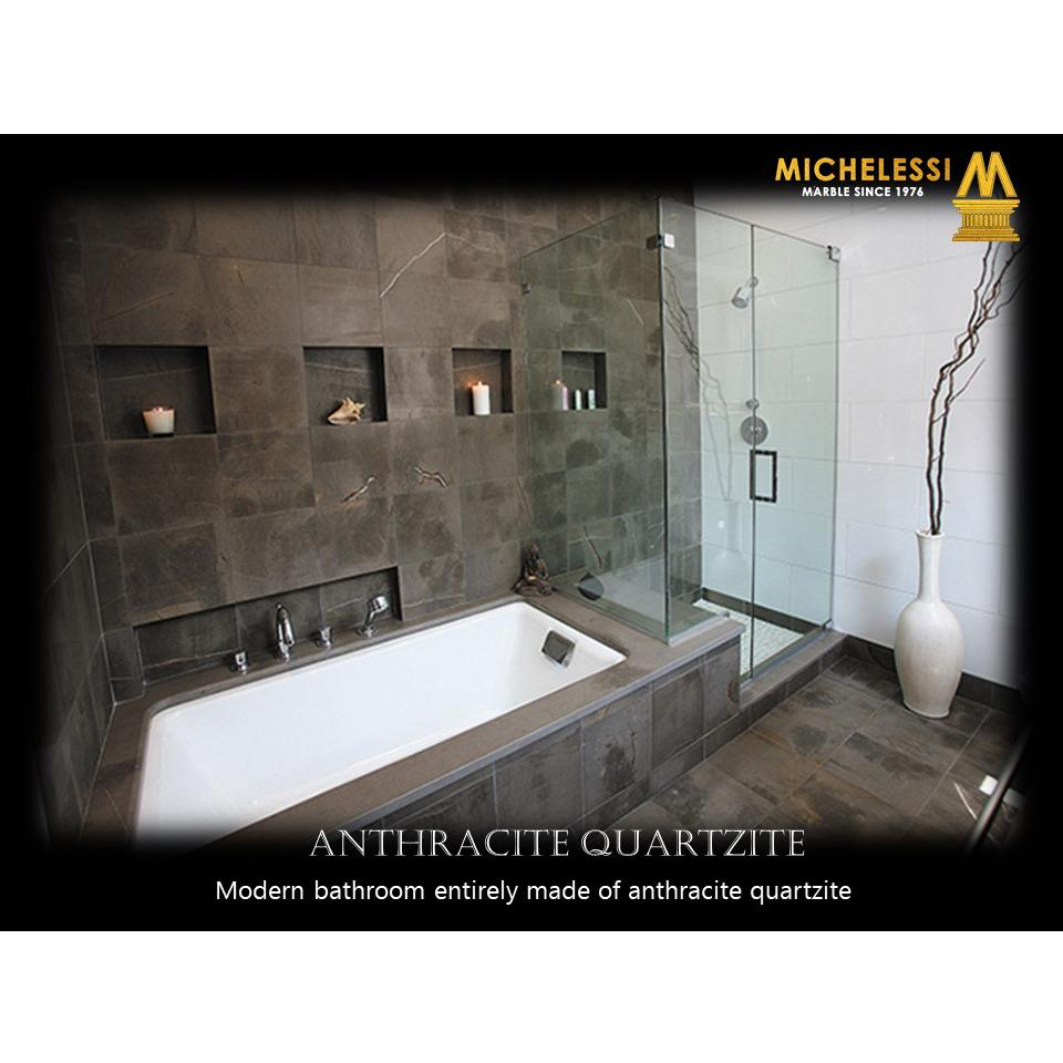 ANTHRACITE QUARTZITE