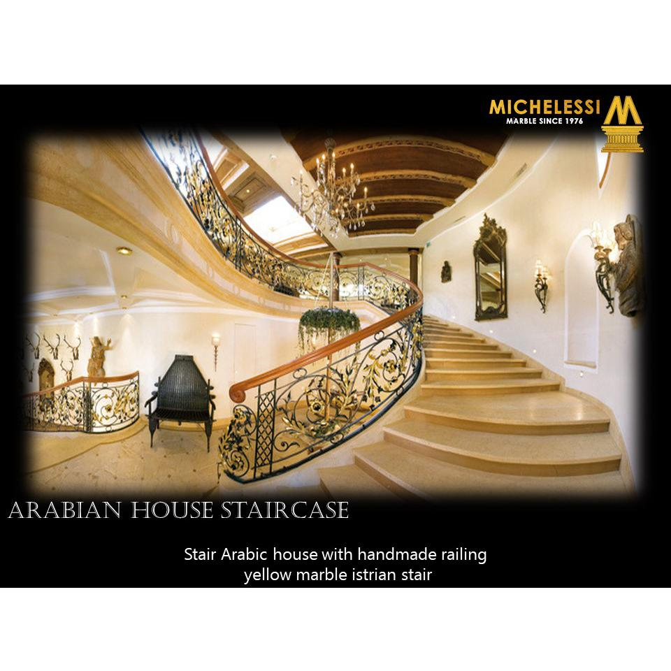 ARABIAN HOUSE STAIRCASE