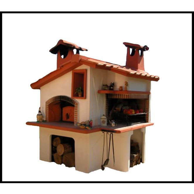 Barbecue con forno siena - Forni elettrici da esterno ...