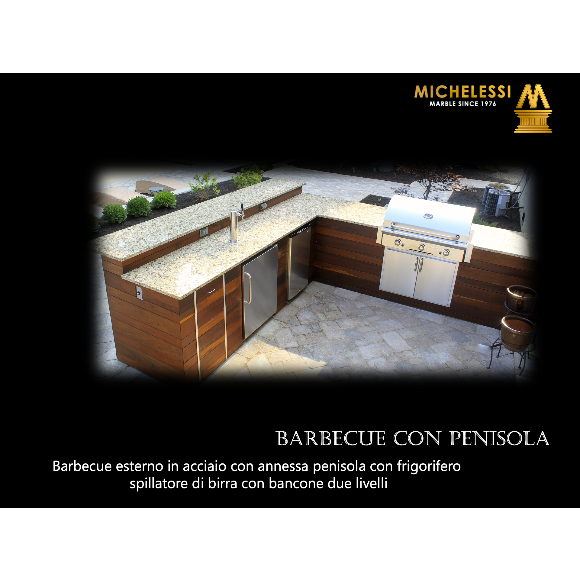 BARBECUE CON PENISOLA