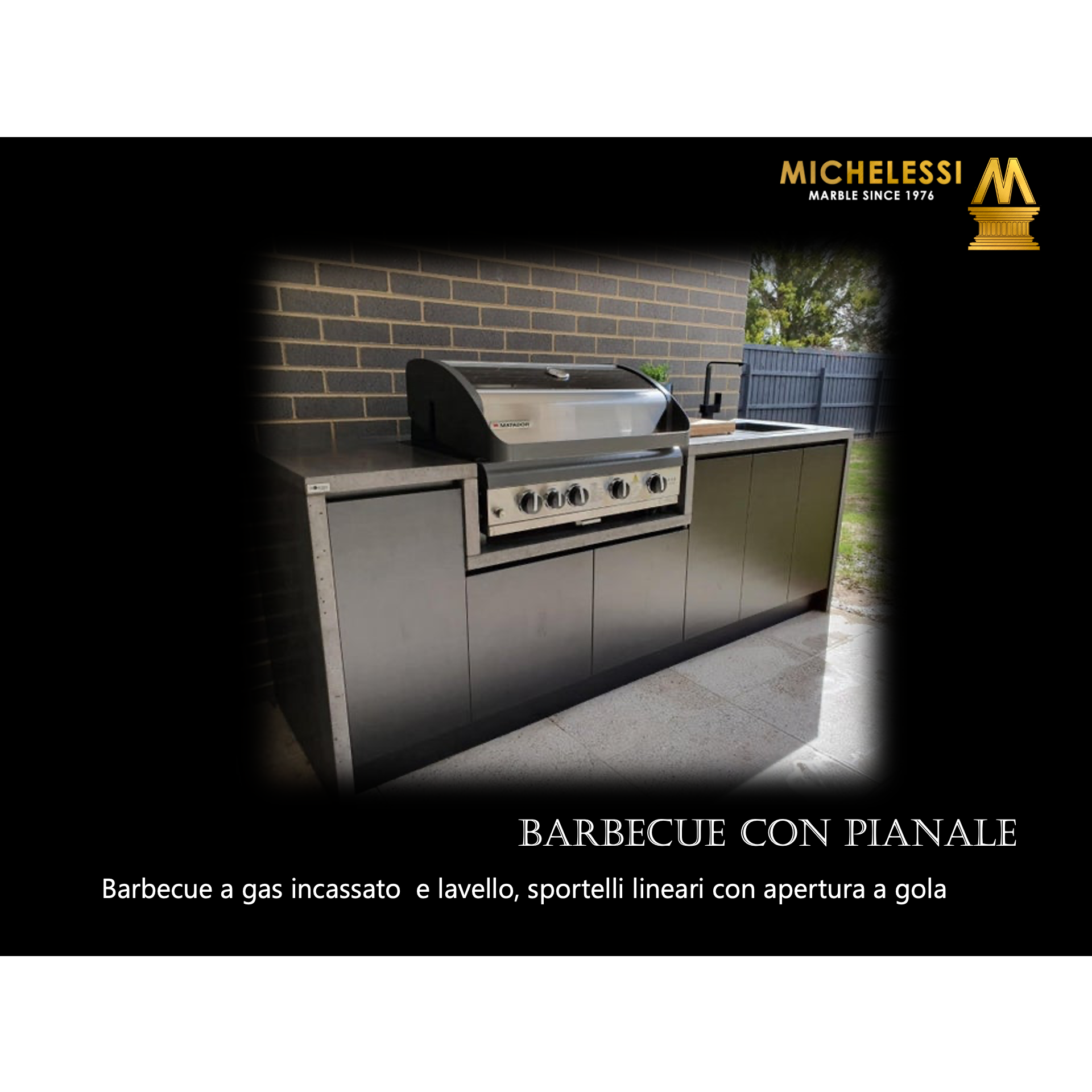 BARBECUE CON PIANALE