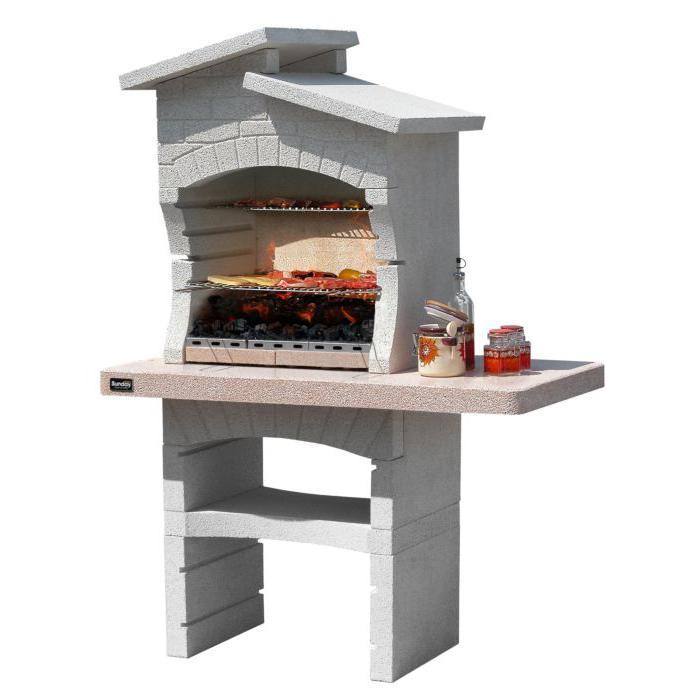 barbecue ideale per il tuo giardino. Black Bedroom Furniture Sets. Home Design Ideas