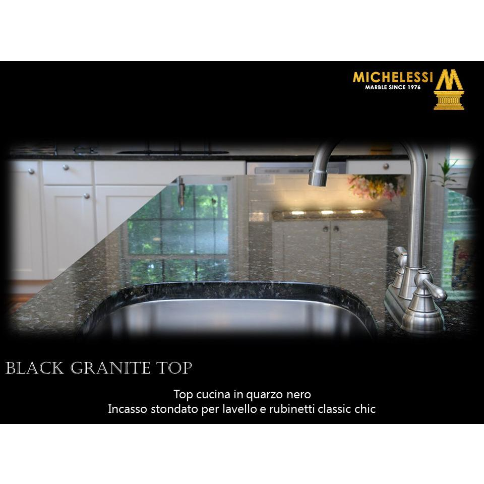 Black Granite Top