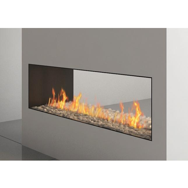 Caminetto a gas DANCING FLAMES 120/35