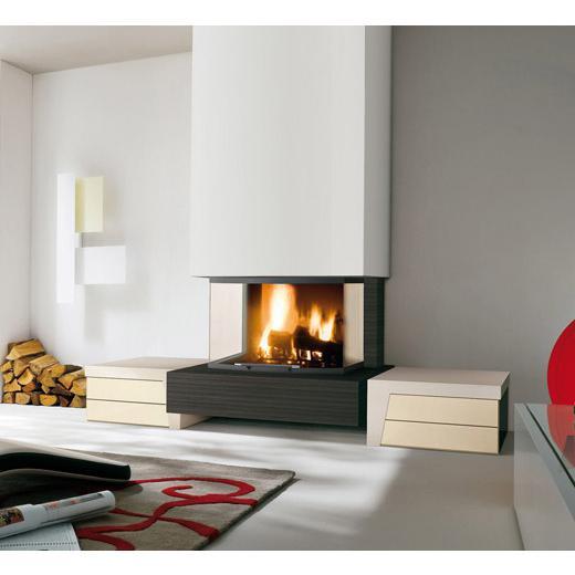 Caminetti riscalda la tua casa con il bello della fiamma for Immagini minimal