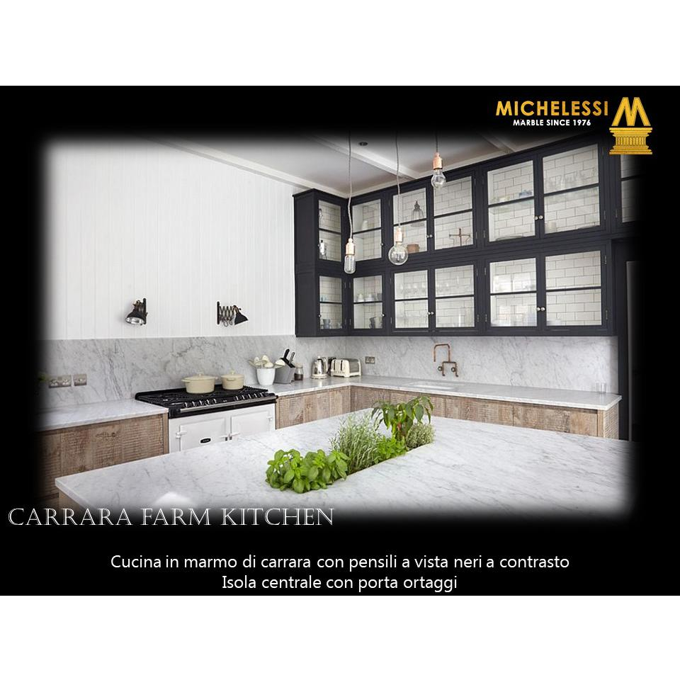 Carrara  Farm Kitchen