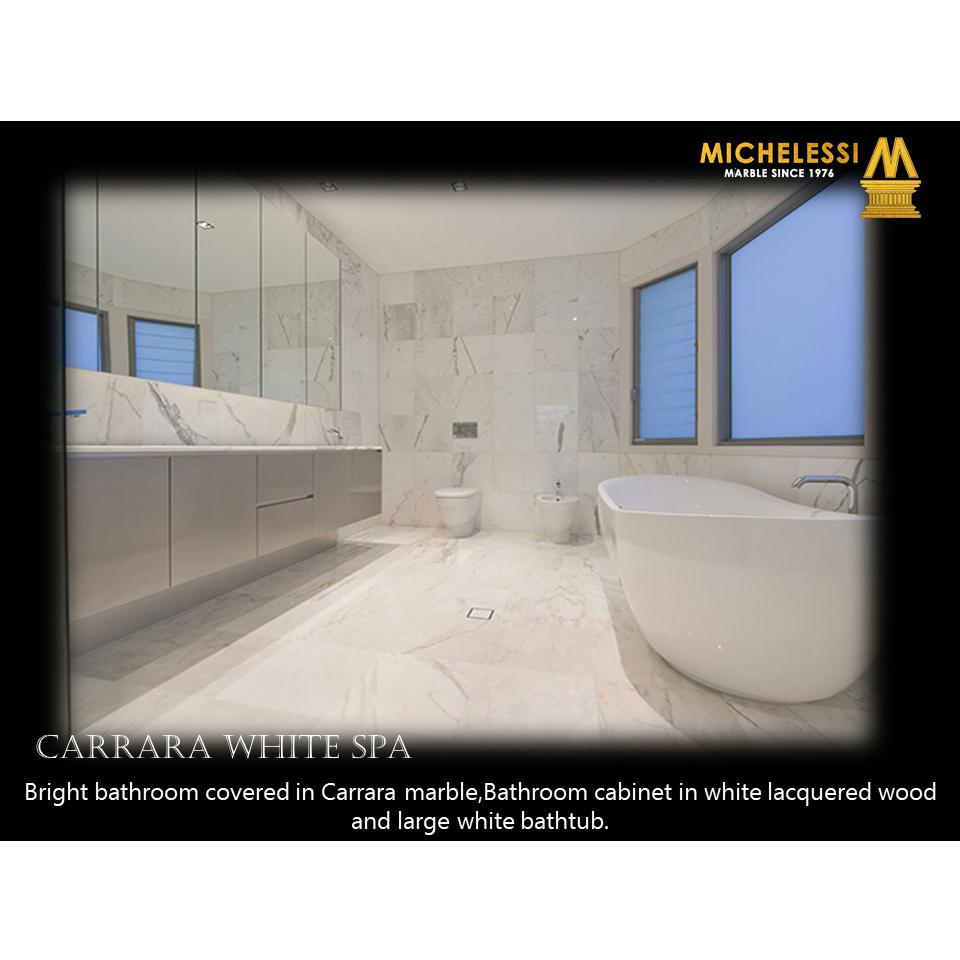 CARRARA WHITE SPA