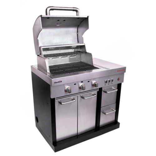 Cucina Char-Broil Ultimate Grill 3 Burners