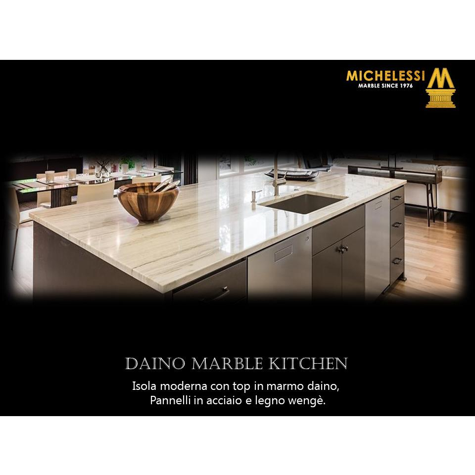 Daino Marble Kitchen