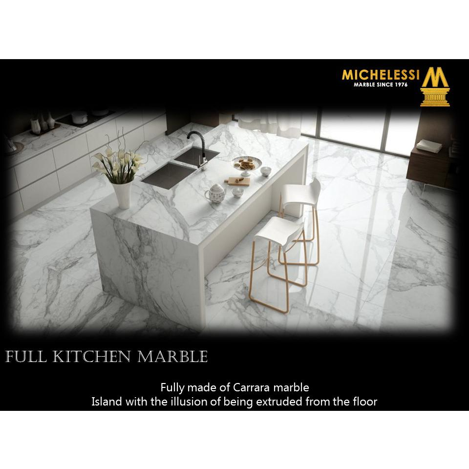 FULL KITCHEN MARBLE