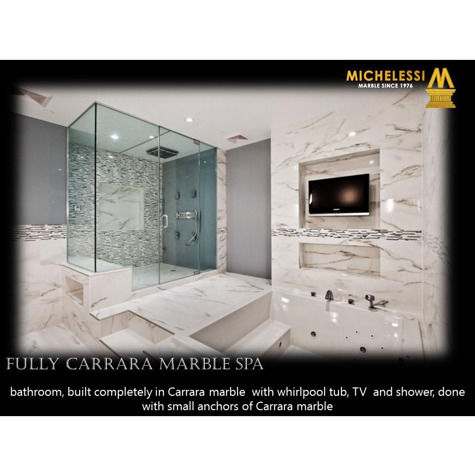 FULLY CARRARA MARBLE SPA