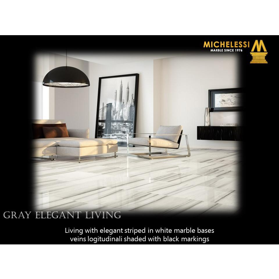 GRAY ELEGANT LIVING