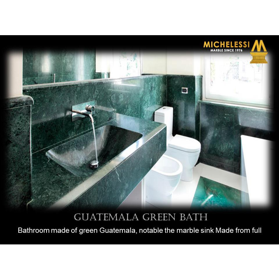 GUATEMALA GREEN BATH