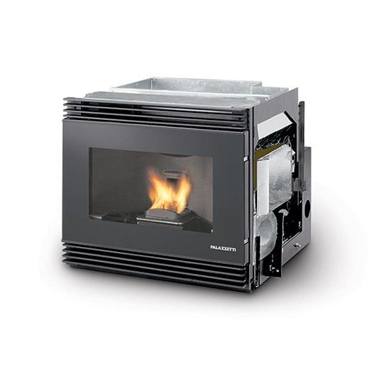 Inserto a pellet eva calor tommy 11 kw - Termostufe a pellet palazzetti ...