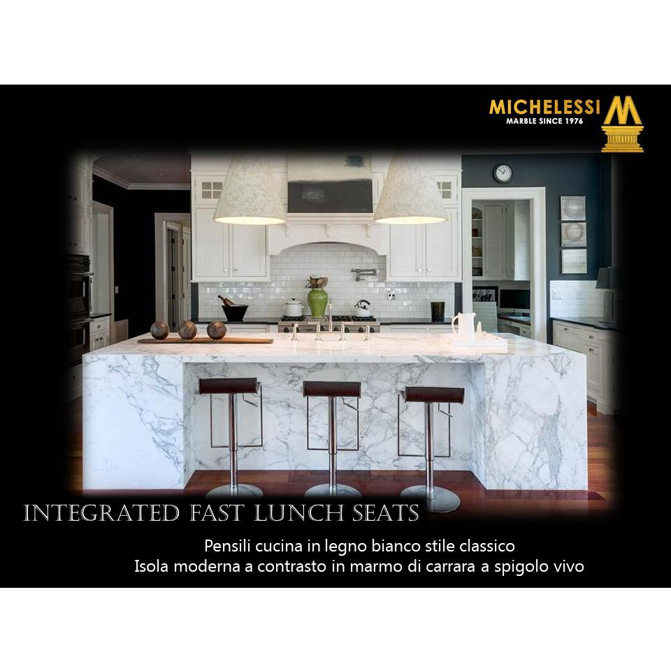 Integrated Fast Lunch Seats