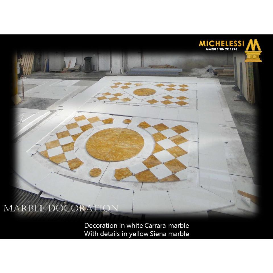 MARBLE DECORATION