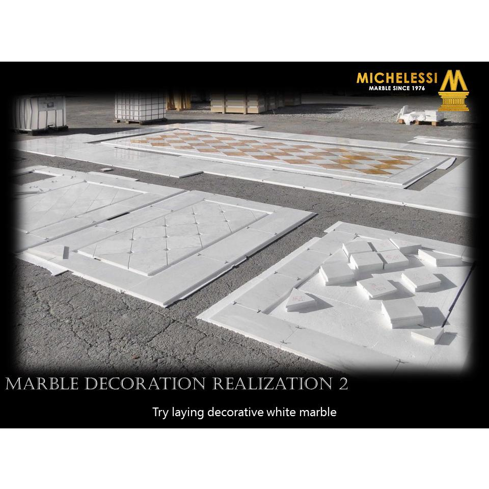MARBLE DECORATION REALIZATION 2