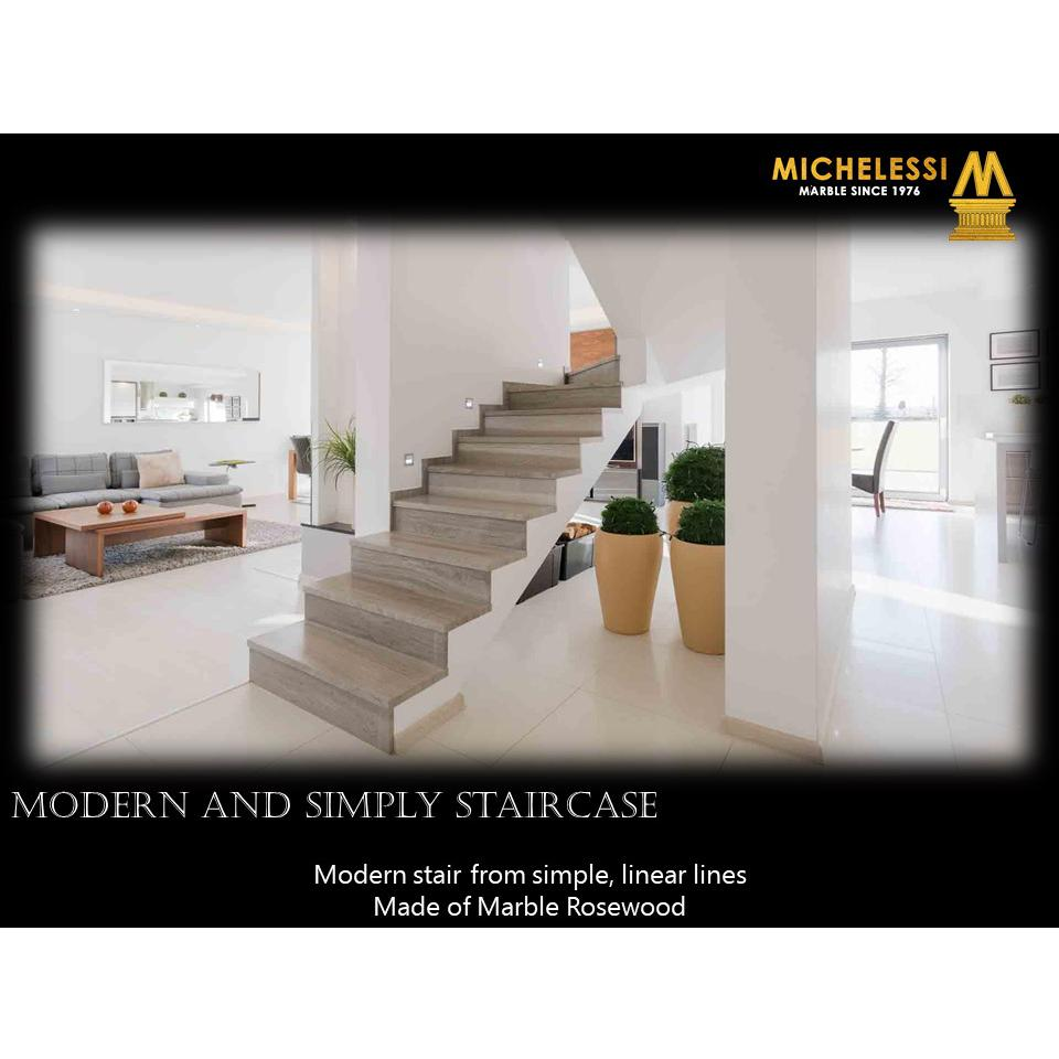 MODERN AND SIMPLY STAIRCASE