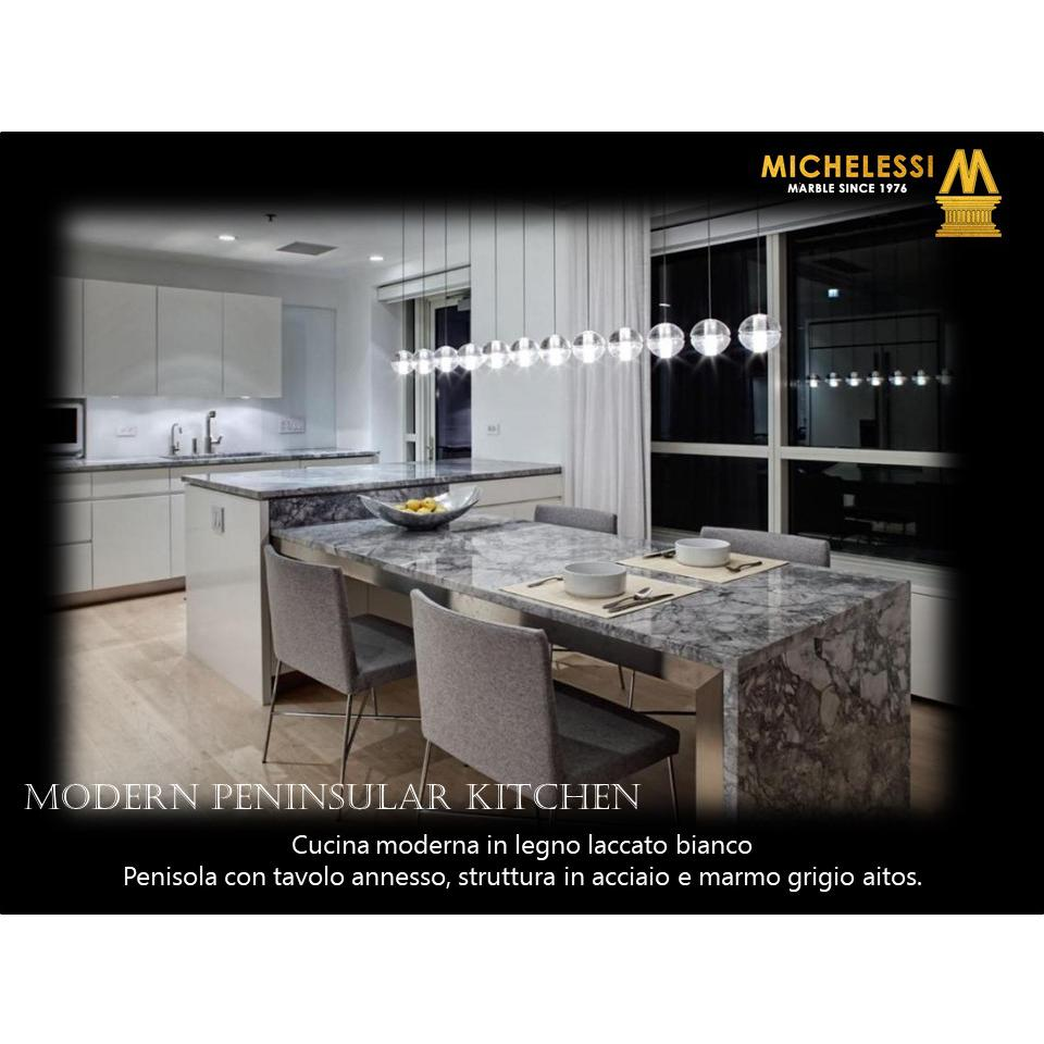 Modern Peninsular Kitchen