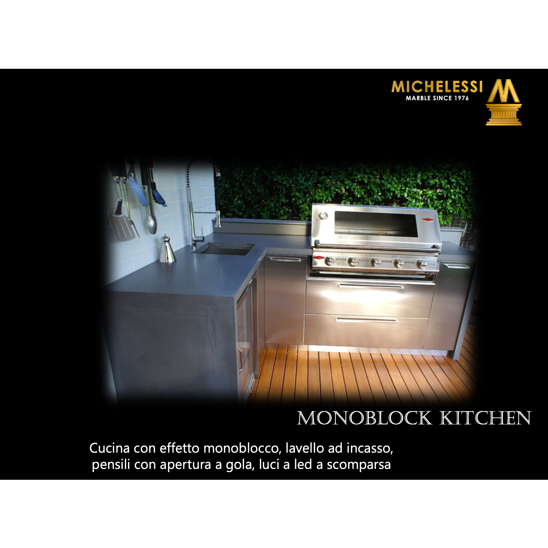 MONOBLOCK KITCHEN