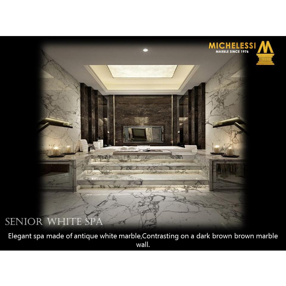 SENIOR WHITE SPA