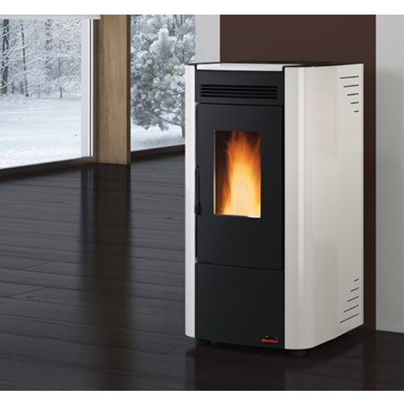 Stufa a pellet La Nordica Ketty di  7,3 kw