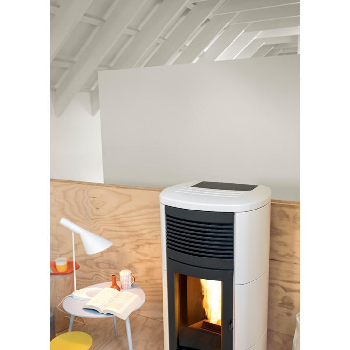 Stufa a pellet Mcz Club Comfort Air 12 kw