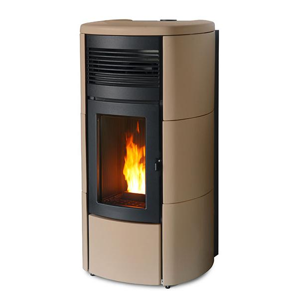 Stufa a pellet Mcz Club Comfort Air 14 kw