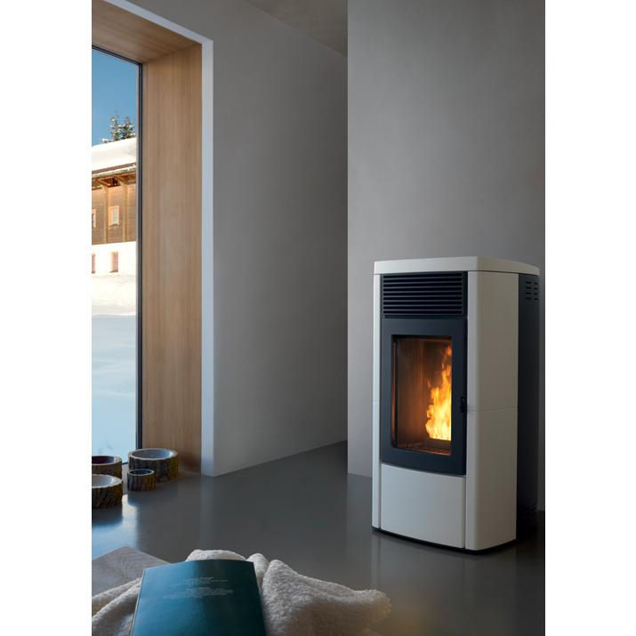 Stufa a pellet Mcz Star Comfort Air 10 kw
