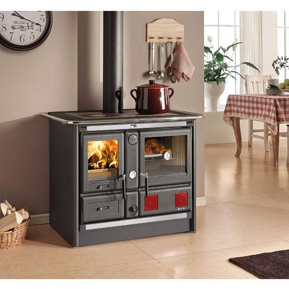 Termocucine La nordica: Cucina a legna