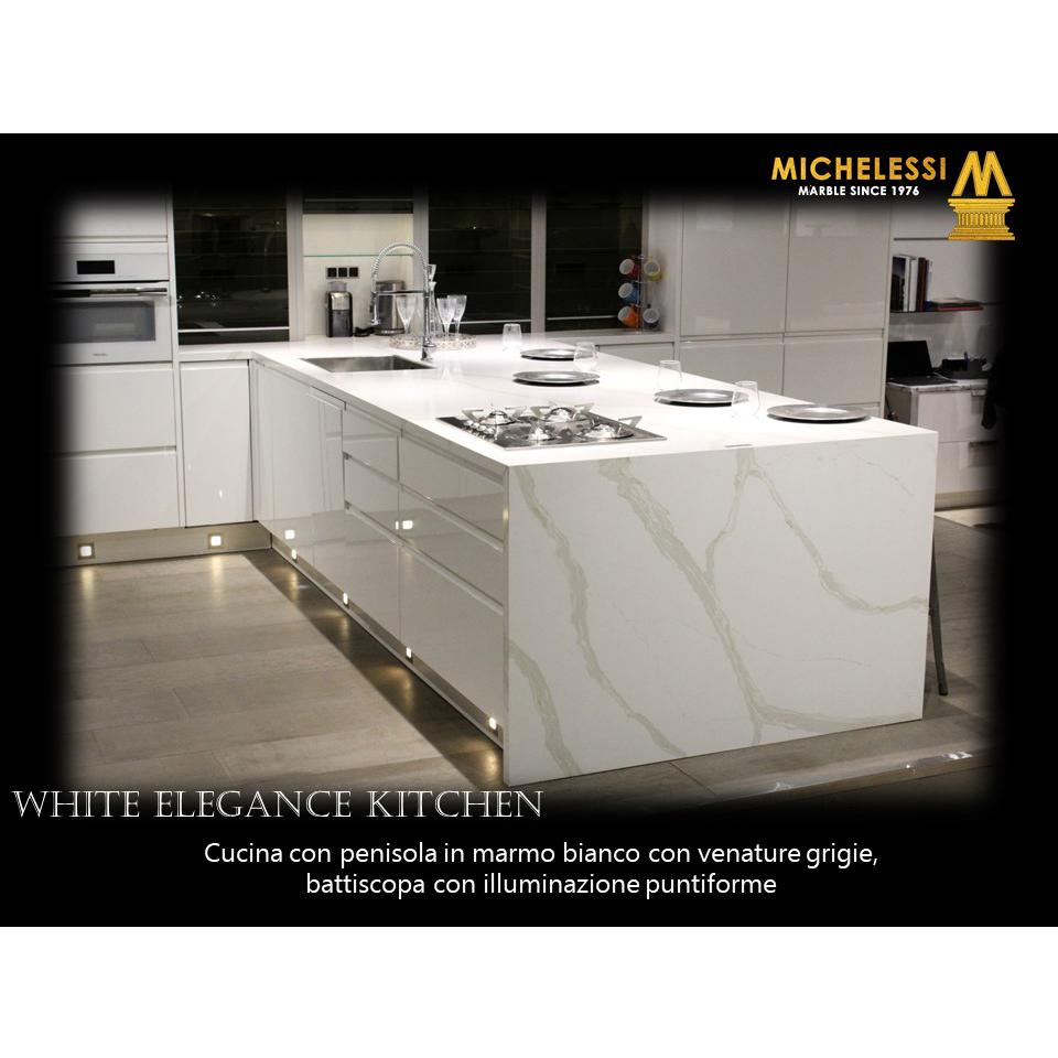 White Elegance Kitchen